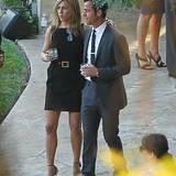 Die beiden holen sich vielleicht Ideen für ihre eigene Hochzeit, auf die die Welt seit der Verlobung vor fast einem Jahr wartet: Wann genau Jennifer Aniston und Justin Theroux heiraten, ist weiterhin unklar.