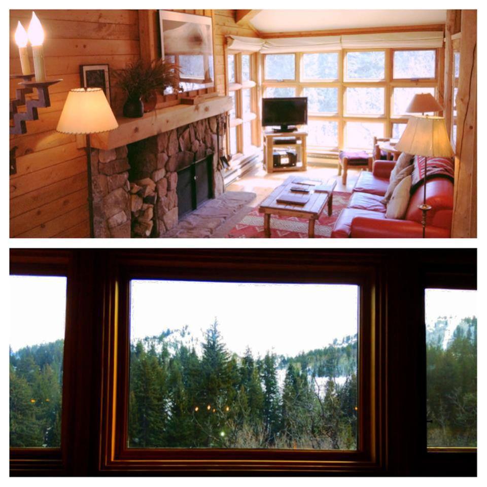 Eine Übernachtung mit tollem Ausblick gibt es bei Robert Redford ab 183 Euro im Doppelzimmer.