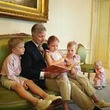 2009  Auf Tochter Elisabeth folgen in den nächsten Jahren noch drei weitere Geschwister.