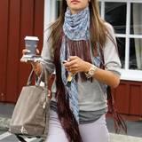 Ohne ihre geräumige Tasche von Alexander Wang geht Alessandra Ambrosio nicht aus dem Haus.
