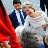 Mathilde wird zur dritten Königin im Land.