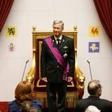 Der neue König von Belgien
