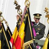 Philippe wird seinen Vater Könbig Albert II nach zwanzig Jahren Amtszeit auf dem Thron ablösen.
