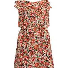 My Fair Lady: Blumenmädchen-Sommerkleid von Mango, ca. 25 Euro