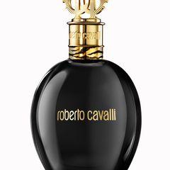 Schwarz und Gold sind die Signature-Farben von Roberto Cavalli: Auch sein neuer Duft ist für Frauen, die gerne auffallen. Nero Assoluto, Eau de Parfum, 75 ml, circa 85 Euro, ab Mitte Oktober.