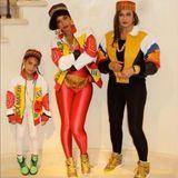 Beyoncé, Ivy und Tina Knowles