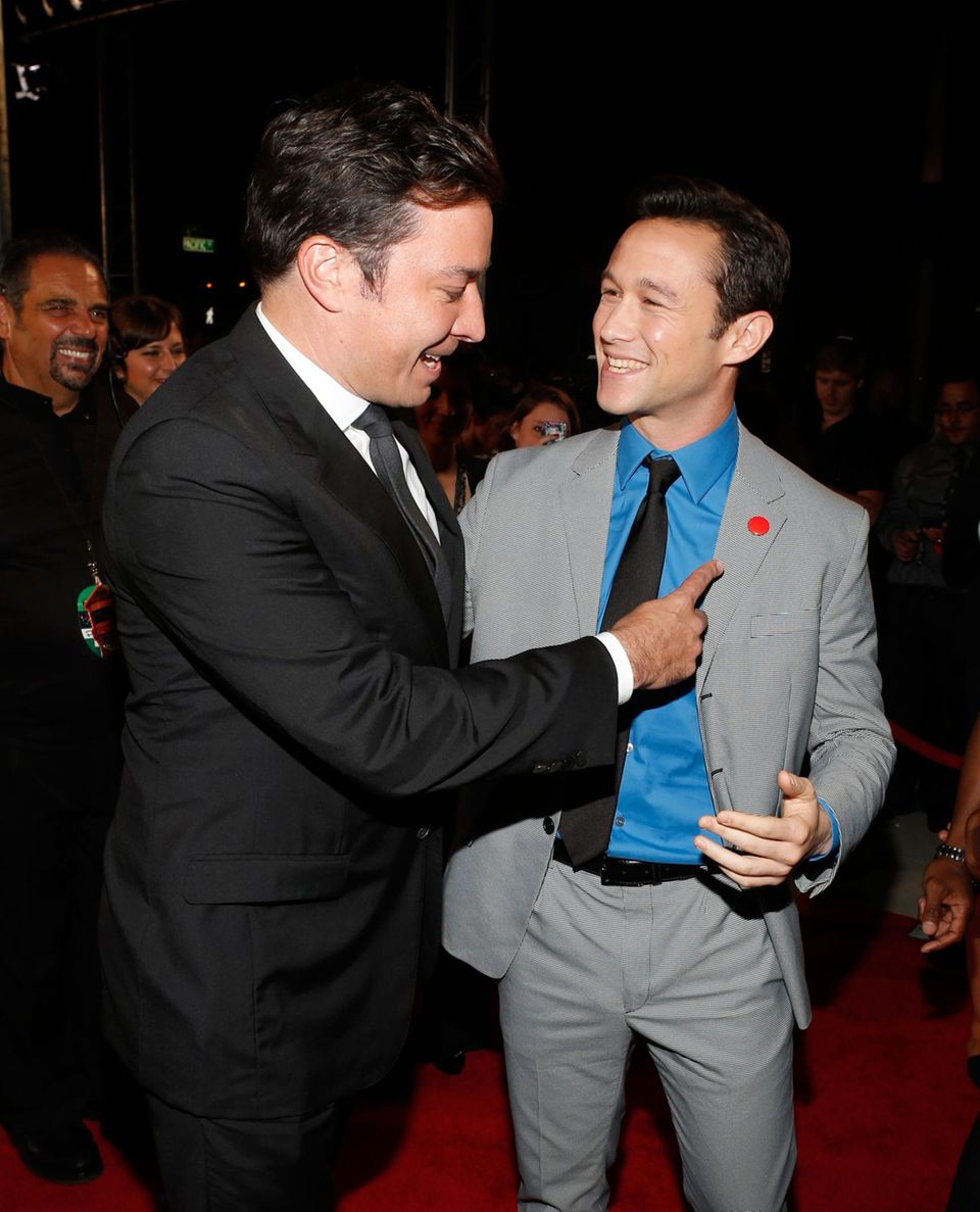Jimmy Fallon und Joseph Gordon Levitt