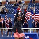 Wie auch im vergangen Jahr gewinnt Serena Williams das Frauen-Finale der diesjährigen US-Open.