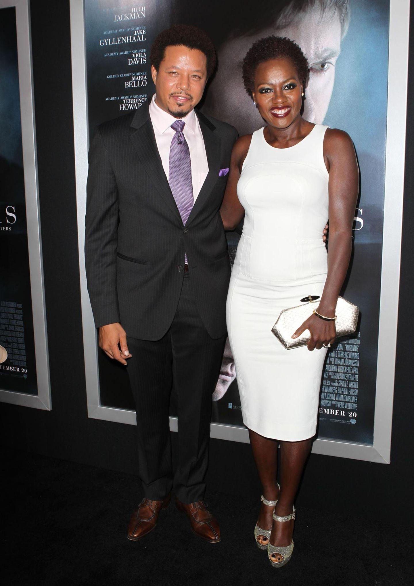 Terrence Howard und Viola Davis