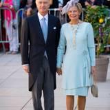 Erzherzogin Marie-Astrid von Österreich, hier mit ihrem Mann Carl Christian, ist eine der Schwestern von Großherzog Henri.