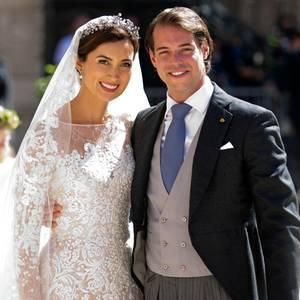 Prinzessin Claire und Prinz Félix