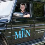 Stolzer Fahrer: Jochen Schropp