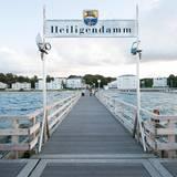 Das Ostseebad Heiligendamm gehört zu den schönsten Kurbädern Deutschlands. Ein idealer Ort für das Gala Men Buddy Weekend.