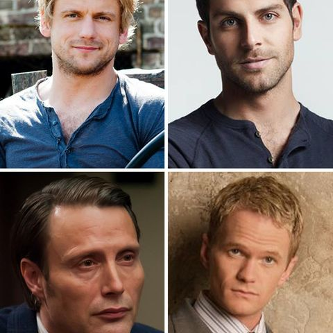 Steve Windolf, David Giuntoli, Mad Mikkelsen, Neil Patrick Harris