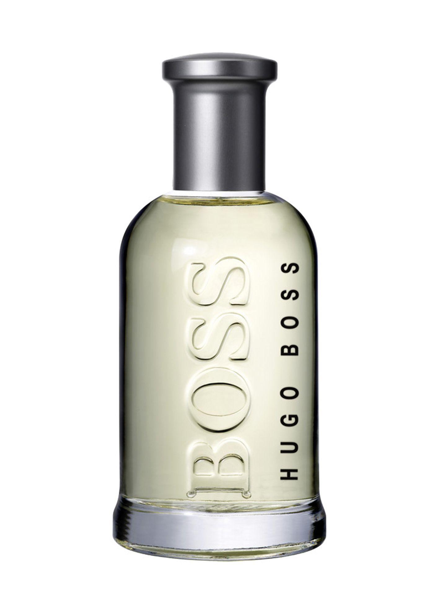 "Bestseller mit Kultstatus: das spritzige ""Boss Bottled"" von Hugo Boss. EdT, 50 ml, ca. 36 Euro"