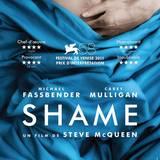 """Michael Fassbender spielt 2012 in """"Shame"""" einen Sexsüchtigen. Das Plakat zum Drama macht auf jeden Fall Lust, ins Kino zu gehen."""
