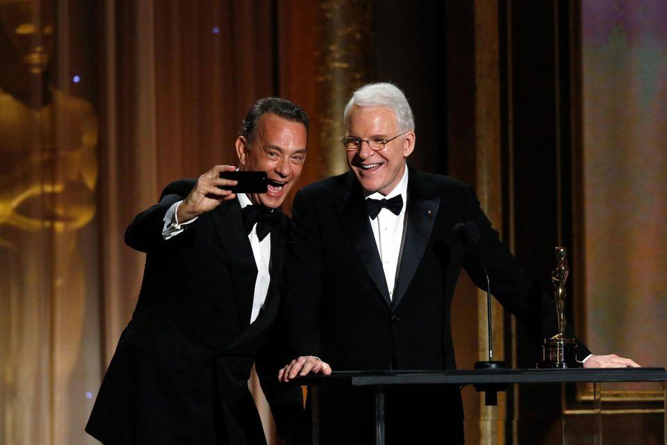 Tom Hanks und Steve Martin