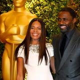Naomie Harris und Idris Elba