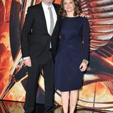 """Catching Fire""-Regisseur Francis Lawrence und Nina Jacobson"