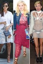 Die schlimmsten Outfits 2013