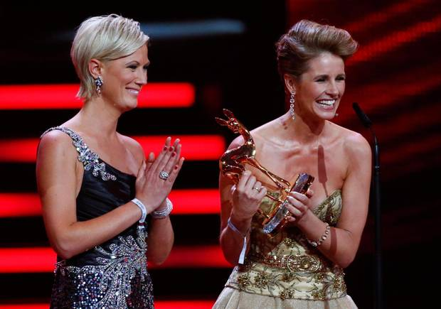 Preisverleihung Bambi In Berlin S 11 Gala De