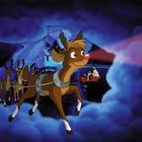 """""""Rudolph mit der roten Nase""""  Das beliebteste Rentier zaubert zum Weihnachtsfest garantiert ein Lächeln in jedes Kindergesicht."""