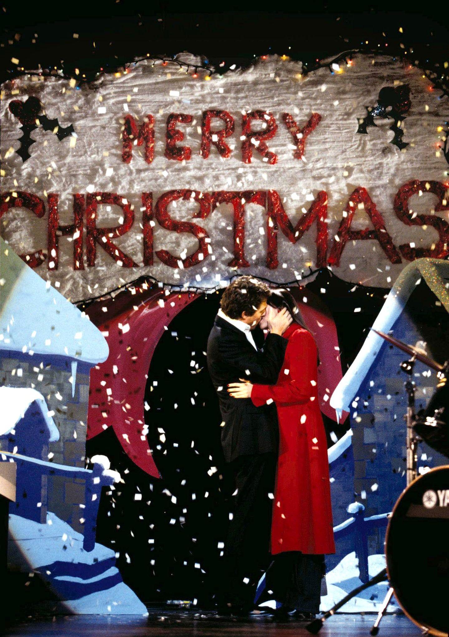 """""""Tatsächlich Liebe""""  Mit großem Staraufgebot und viel Herz hat sich """"Love Actually"""" zum absoluten Weihnachtsklassiker gemausert."""