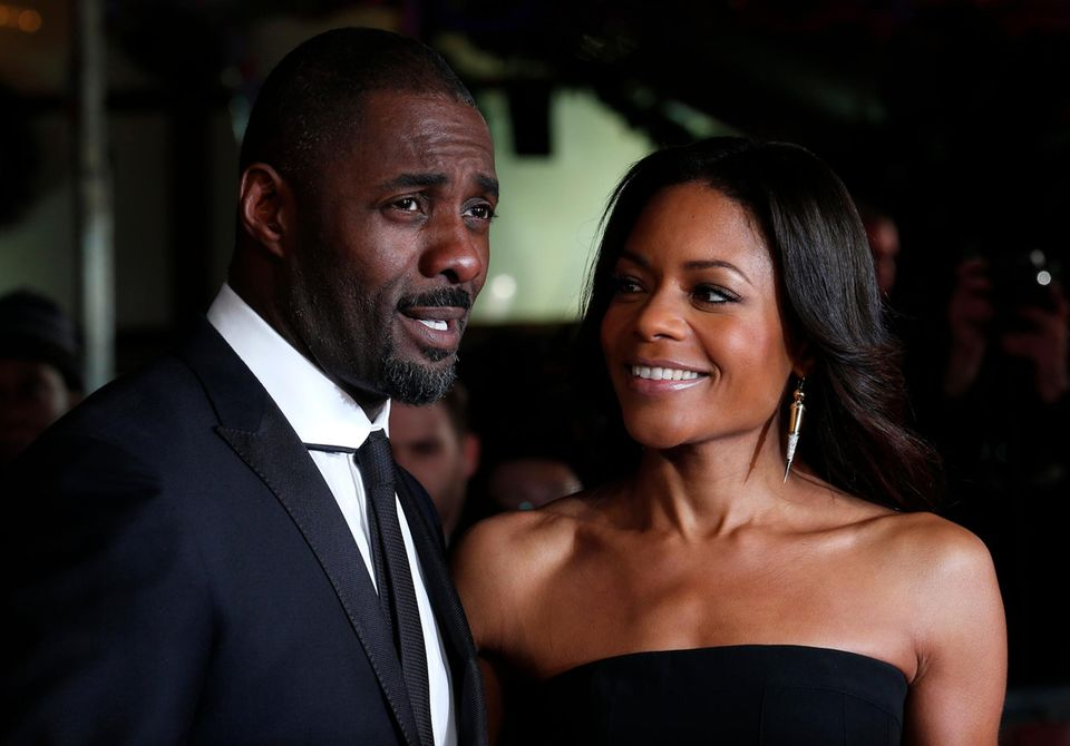 Idris Elba spielt Nelson Mandela, Naomie Harris seine Frau Winnie.