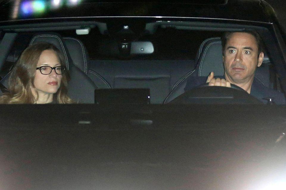 Robert Downey Jr. und seine Ehefrau Susan