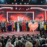 Bei der Spendengala kommen in diesem Jahr insgesamt 16.386.291 Euro zusammen.