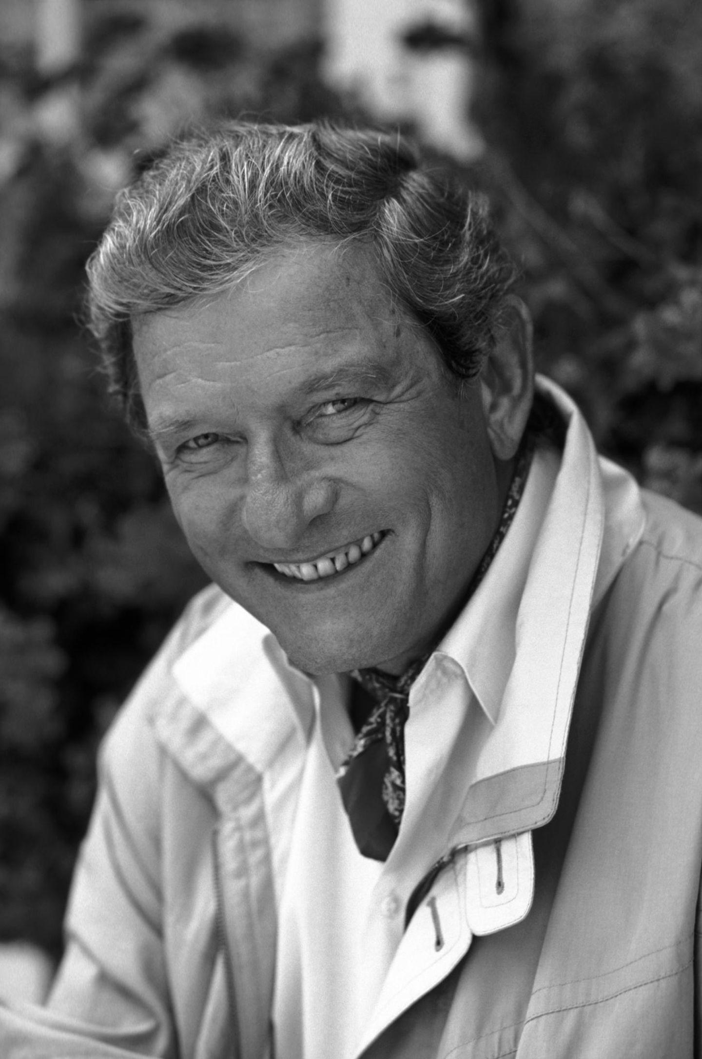 4. November: Hans von Borsody (84 Jahre)  Der bekannte Film- und Fernsehschauspieler ist in seinem Wohnhaus in Kiel gestorben.