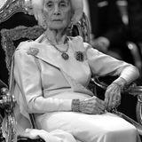 10. März: Prinzessin Lilian von Schweden (97 Jahre)  Die schwedische Königsfamilie trauert: Die beliebte Tante von König Carl Gustaf starb friedlich in ihrem Haus in Djurgården.