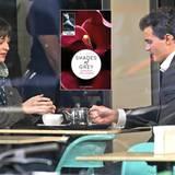 """Verfilmung von """"50 Shades of Grey""""  Dakota Johnson und Jamie Dornan haben die Hauptrollen in der Romanverfilmung des Weltbestsellers von E.L. James übernommen. Die Dreharbeiten in laufen in 2013 auf Hochtouren."""