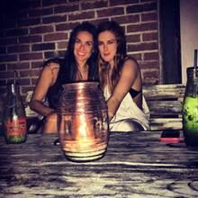 Demi Moore und Tochter Rumer Willis verbringen Silvester gemeinsam im mexikanischen Cancun.