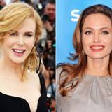 """Was wäre wohl passiert, hätten Angelina Jolie und Brad Pitt sich nicht bei den Dreharbeiten von """"Mr. & Mrs. Smith"""" kennen und lieben gelernt? Die Macher wollen ursprünglich Nicole Kidman für die Rolle, doch die lehnte dankend ab. Start frei für die Liebesgeschichte von Angelina und Brad!"""