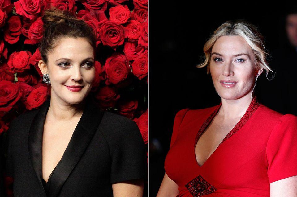 """James Cameron wollte ursprünglich gerne Drew Barrymore für die Rolle der """"Rose"""" in """"Titanic"""" besetzen. Die lehnte aber ab und so bekam Kate Winslet die Chance, ihr schauspielerisches Können zu beweisen."""