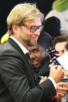 Borussia Dortmund Trainer Jürgen Klopp