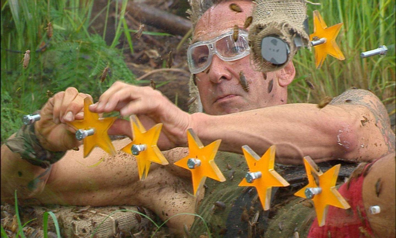 """Tag 11  Fast unbeeindruckt von 40000 Kakerlaken tauscht Jochen Bendel fleißig die Sterne vond er einen zur anderen Seite. Alle Infos zu """"Ich bin ein Star - Holt mich hier raus!"""" im Special bei RTL.de: http://www.rtl.de/cms/sendungen/ich-bin-ein-star.html"""