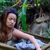 """Tag 4  Gabby hat's über Nacht erwischt - sie wurde von den Mücken zerstochen. Alle Infos zu """"Ich bin ein Star - Holt mich hier raus!"""" im Special bei RTL.de: http://www.rtl.de/cms/sendungen/ich-bin-ein-star.html"""