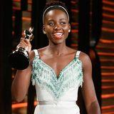 In Prada zur Oscar-Verleihung, im Miu-Miu-Kleid zur After-Show-Party: Lupita Nyong'o macht modisch einfach gar nichts falsch.