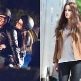 """31. Mai 2014: James Franco und Amber Heard drehen in New York zusammen den Film """"The Adderall Diaries""""."""