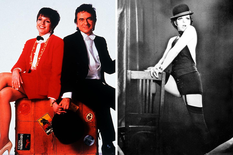 """Liza Minnelli  1972 gewinnnt Liza Minnelli einen Oscar als beste Hauptdarstellerin in """"Cabaret"""". 1989 wird sie gleich für zwei Filme (""""Rent-a-Cop"""" und """"Arthur 2 - On the Rocks"""") als schlechteste Schauspielerin ausgezeichnet."""