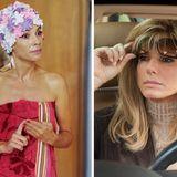 """Sandra Bullock  2010 wird Sandra Bullock als schlechteste Schauspielerin für ihre Rolle der durchgeknallten """"Mary"""" in """"Verrückt nach Steve"""" mit einer Goldenen Himbeere bedacht. Nur einen Tag später kann sie den begehrten Goldjungen für ihre Leistung in """"Blind Side"""" entgegennehmen.  Auch 2014 hat Bullock die Chance einen Oscar als beste Schauspielerin (""""Gravity) mit nach Hause zu nehmen."""
