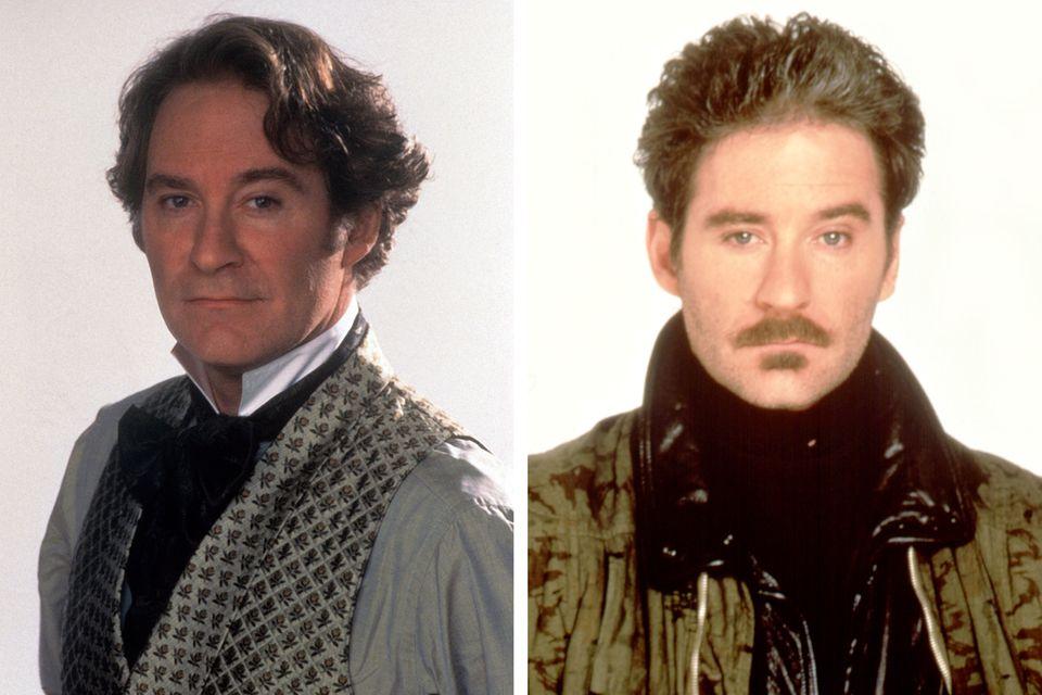 """Kevin Kline  1989 kann Kevin Kline als bester Nebendarsteller in """"Ein Fisch Namens Wanda"""" überzeugen und den Oscar gewinnen. Gemeinsam mit Will Smith wird er dann 2000 als sclechtestes Leindwandpaar in """"Wild Wild West"""" ausgezeichnet."""