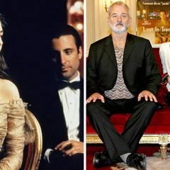 """Sofia Coppola  In dem Film ihres Vaters, """"Der Pate - Teil III"""", bekommt Sofia Coppola eine kleine Rolle. Dafür wird sie 1991 als schlechteste Nebendarstellerin mit einem Razzie-Award bedacht. Die Schauspielrei hängt sie lieber an den Nagel und startet als erfolgreiche Drehbuchautorin und Regisseurin durch. 2004 gewinnt Coppola den Oscar in der Kategorie bestes Originaldrehbuch für """"Lost in Translation""""."""