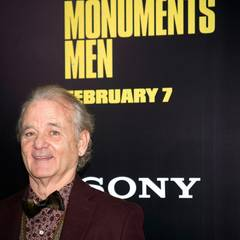 """Auch Bill Murray hat eine Rolle im Film """"The Monument Men""""."""