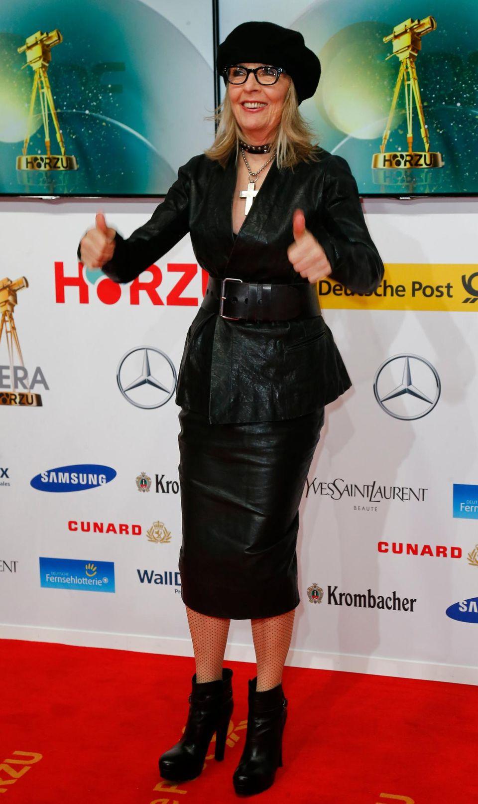 Diane Keaton bekommt den Preis für ihr Lebenswerk.