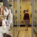 22. Oktober 2014: Gemeinsam mit Prinzgemahl Henrik ist Königin Margrethe zu einem viertägigen Staatsbesuch in Kroatien. In Zagreb besucht sie eine Ausstellung im ethnografischen Museum.