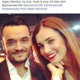 Jana-Ina Zarrella teilt auf Facebook, wie glücklich sie auch nach Jahren noch mit Giovanni Zarrella ist.