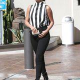 5. August 2014: Salena Gomez kommt von einem Business Treffen im kalifornischen Woodland Hills.